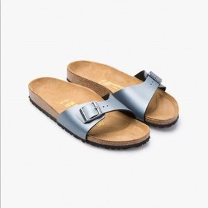Brand new Birkenstocks in Ice Pearl Onyx 🤩